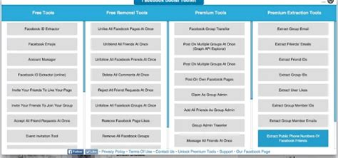 Facebook Social ToolKit Latest Version Free Download