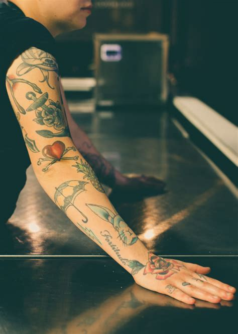 Cape Town Chefs Tell Us the Stories Behind Their Tattoos