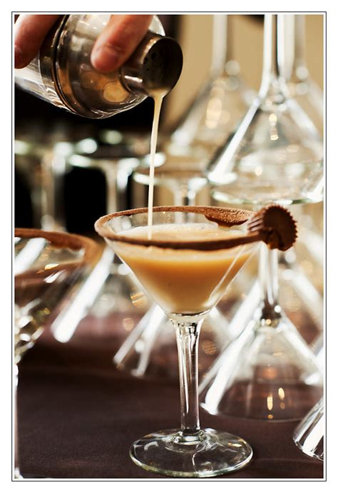 Reese's Peanut Butter Cup Martini | One of the five
