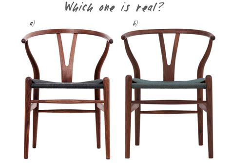 The Wishbone chair and how to spot a replica - NordicDesign