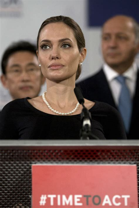 Angelina Jolie Quotes On Charity