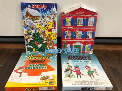 B&M selling Reese's, Swizzels, Hershey's and Haribo Advent