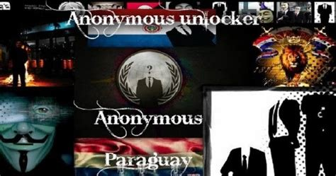 Presidency of Paraguay website hacked by Anonymous - E