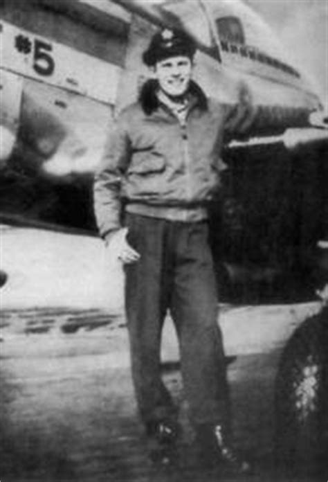 Major Robin Olds, WWII Ace