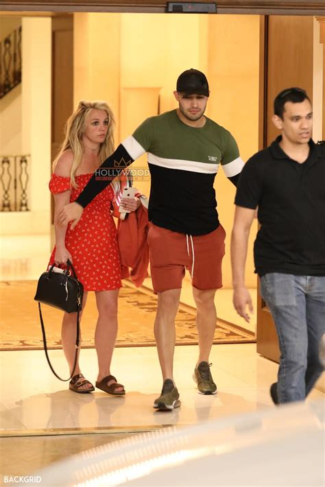 Britney Spears Spotted For the First Time in Months, Not