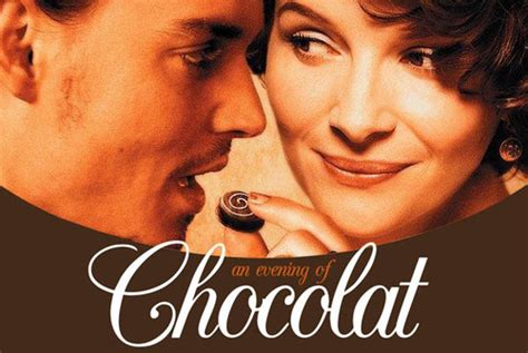 What does the film Chocolat have to say about drugs