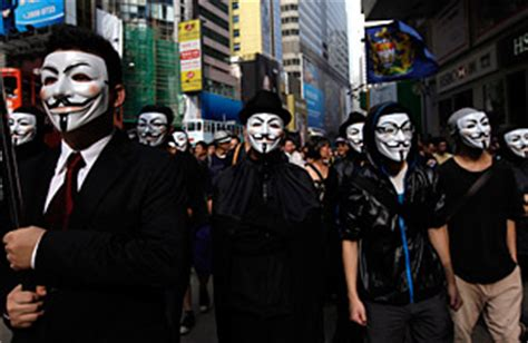 An Anonymous Hacker - The 10 Best (Topical) Halloween