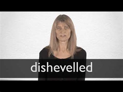 Dishevelled Synonyms | Collins English Thesaurus