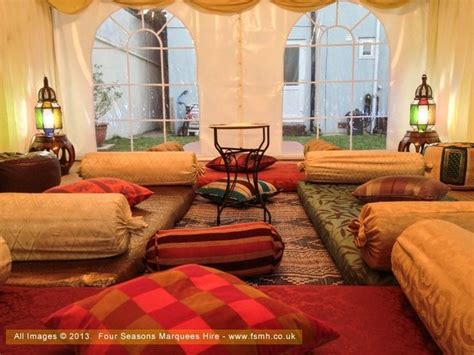 decadent party theme - Google Search | Floor seating