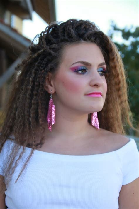 80's Make Up by Luna Cagnazzo   Monia Cagnazzo   Achtziger