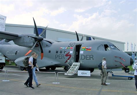 Airbus Military proposes C-295 aircraft for SAAF