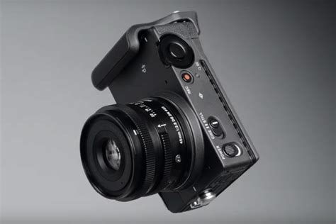 Sigma FP: The smallest and lightest full-frame camera, ever