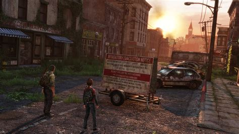 Official TLOU: Remastered PS4 Screens, Multiplayer