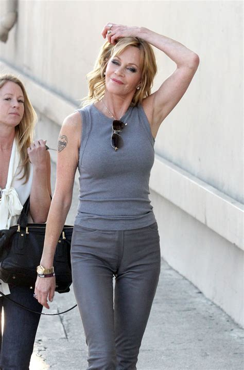 Melanie Griffith Rips 'Sh-tty, Stupid, Superficial