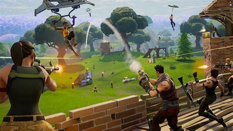 Fortnite: Battle Royale - How to drop weapons and items