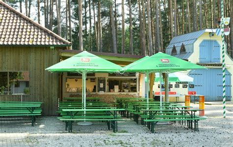 Camping am Brombachsee Waldcamping und Glamping am See in