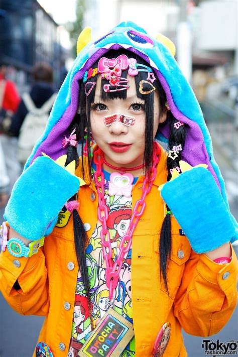 Harajuku Decora w/ Hair Clips, Super Lovers, Toy Story