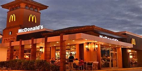 Couple dies after eating at McDonald's Evia? McDo issues
