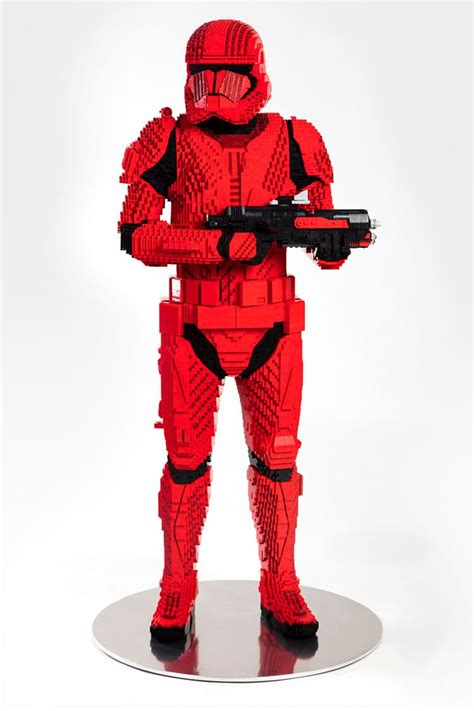 LEGO Star Wars 77901 Sith Trooper Bust: Weiteres SDCC-Set