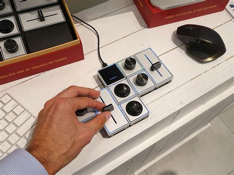 Palette offers physical controllers for your photo editing