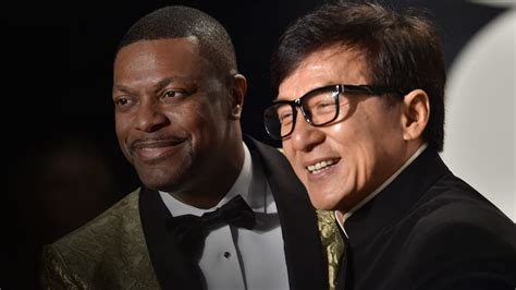 Chris Tucker Confirms 'Rush Hour 4' With Jackie Chan | Complex