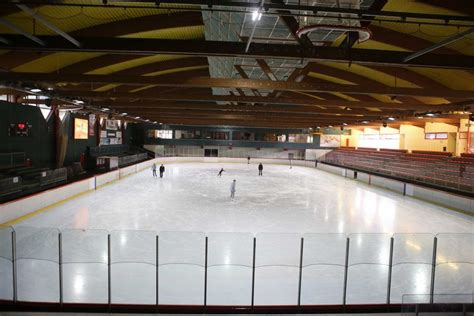 Patinoire Jean Régis - Annecy - Ice sports, Ice rink - Lac