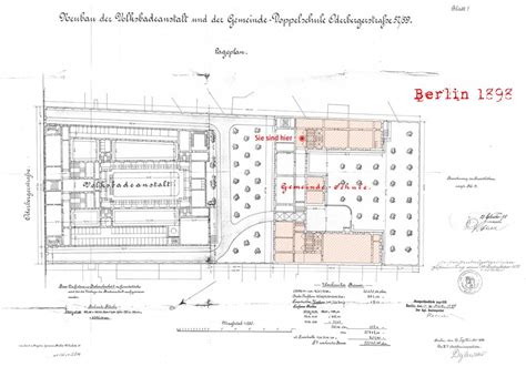 Extraordinary event location in Berlin - historic baths as