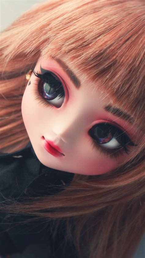 Cute Girly Doll 4K Wallpapers   HD Wallpapers   ID #27244