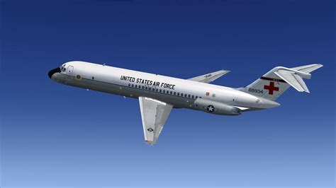 USAF Med-Evac C-9 375th/932 AAW for FSX