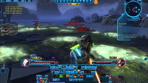 SWTOR Terror From Beyond SM Fifth Boss - YouTube