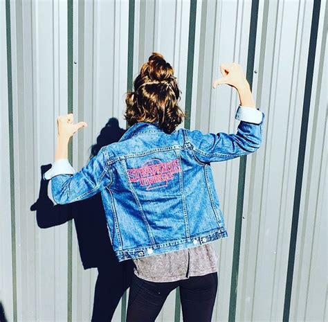 Pin by Ello on Stranger Things | Stranger things outfit