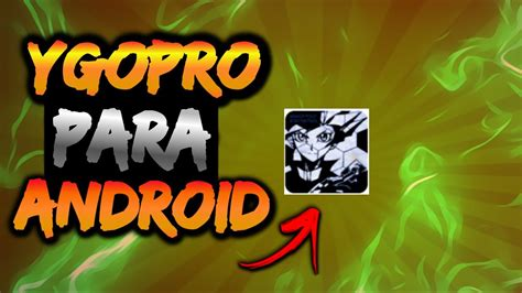 YGOPRO PARA ANDROID AUALIZADO 2019 - YouTube