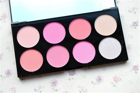 Review and Giveaway   Makeup Revolution Ultra Blush