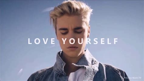 Justin Bieber - Love Yourself (Official Video)   Tricorics