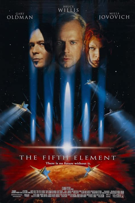 The Fifth Element DVD Release Date December 10, 1997