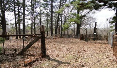Mississippi's Most Haunted Cemetery: Old Salem Cemetery