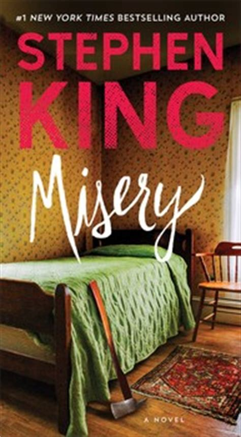 Misery   Book by Stephen King   Official Publisher Page