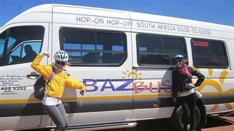Hop On - Hop Off: Cape Town to Durban - Return