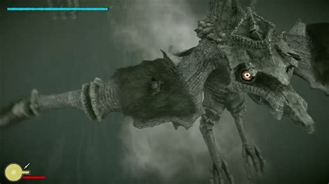 Shadow of the Colossus PS4 5th Colossus - YouTube
