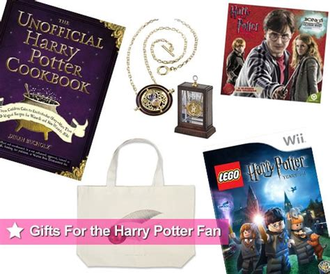 Christmas Presents and Gift Ideas For Harry Potter Fans