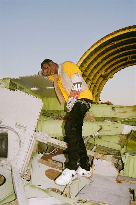 Nike AF-100 Collection - Travis Scott Air Force 1 Low