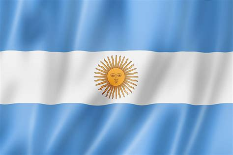 All About The Flag of Argentina - WorldAtlas