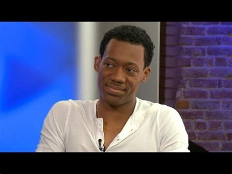 """Tyler James Williams opens up about new role on """"Criminal"""