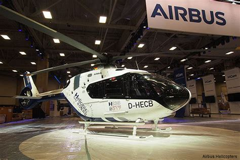 VH-UJB D-HECB Airbus Helicopters H135 / EC135T3 C/N 2006